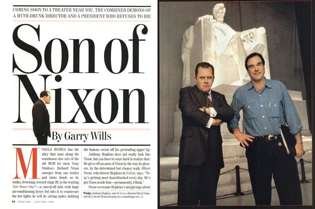 Article Preview: Son of Nixon, January 1996 | Esquire