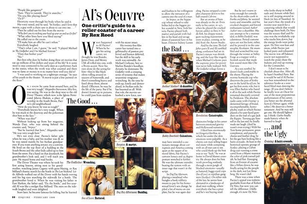 Al's Oeuvre