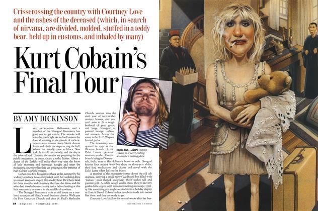 Kurt Cobain's Final Tour