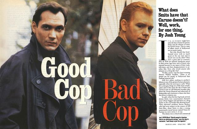 Article Preview: Good Cop, Bad Cop, MARCH 1996 1996 | Esquire
