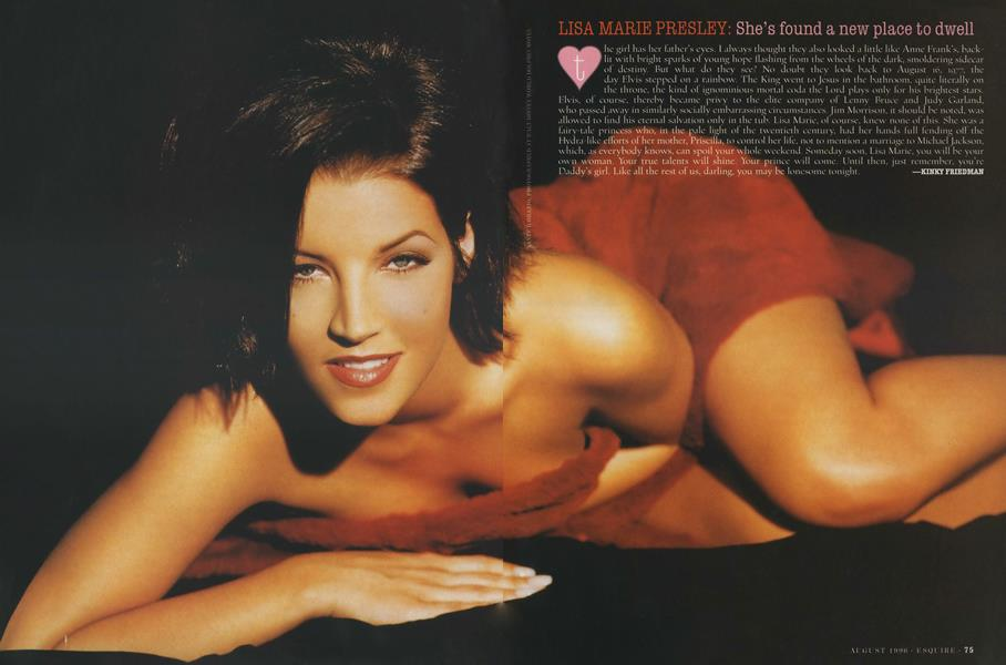 Lisa marie presley sexy images