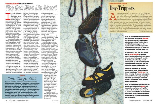 Article Preview: Day-trippers, SEPTEMBER 1996 1996 | Esquire