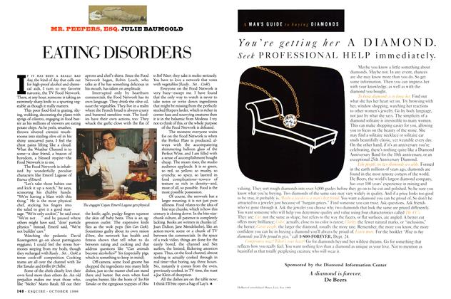 Article Preview: Eating Disorders, October 1996 | Esquire