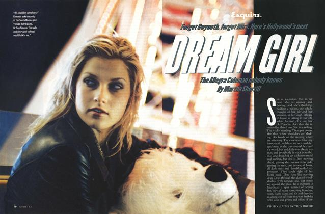Article Preview: Dream Girl, November 1996 | Esquire