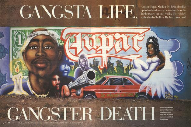 Article Preview: Gangsta Life, Gangster Death, December 1996 | Esquire