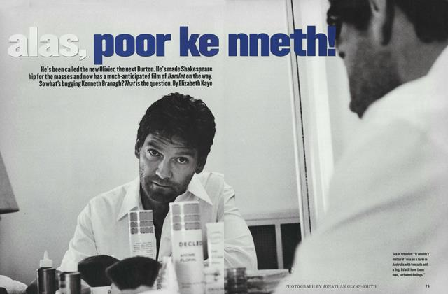 Article Preview: Alas, Poor Kenneth!, January 1997 | Esquire