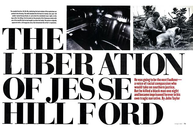 The Liberation of Jesse Hilford