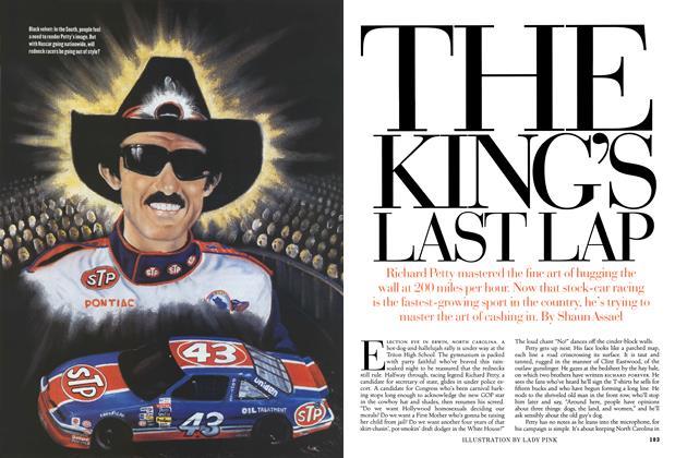 The King's Last Lap