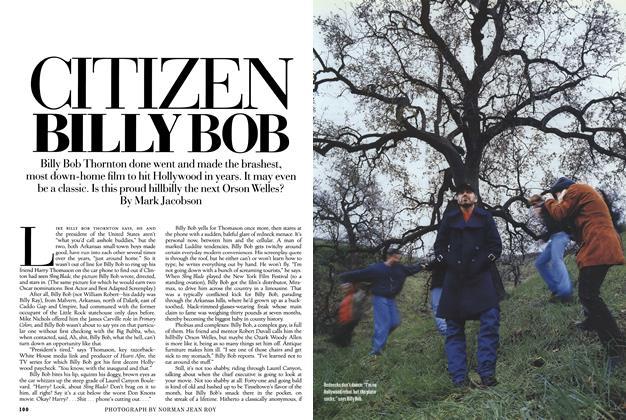 Citizen Billy Bob