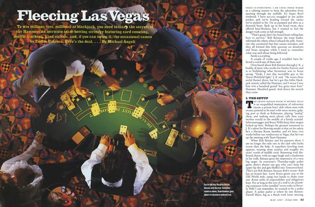 Fleecing Las Vegas