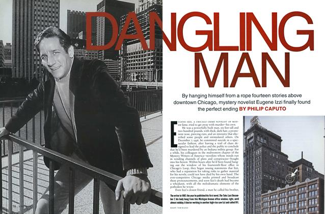 Article Preview: Dangling Man, May 1997 | Esquire