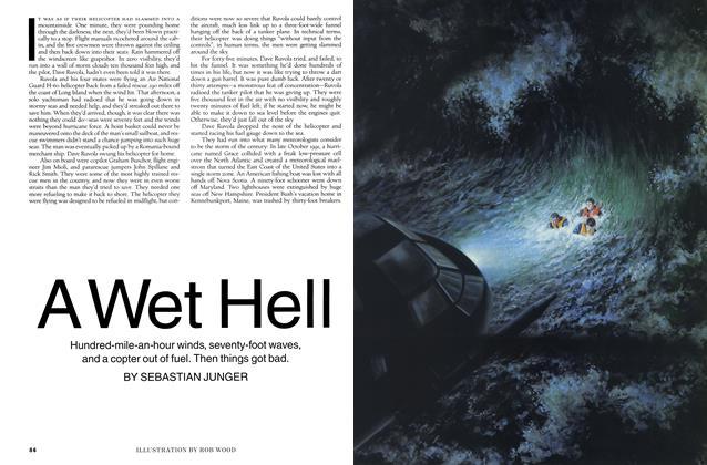 A Wet Hell