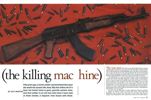 (The Killing Machine)