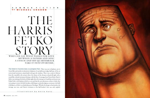 Article Preview: The Harris Fetko Story, July 1997 | Esquire