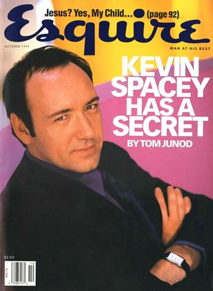 Cover for the October 1997 issue