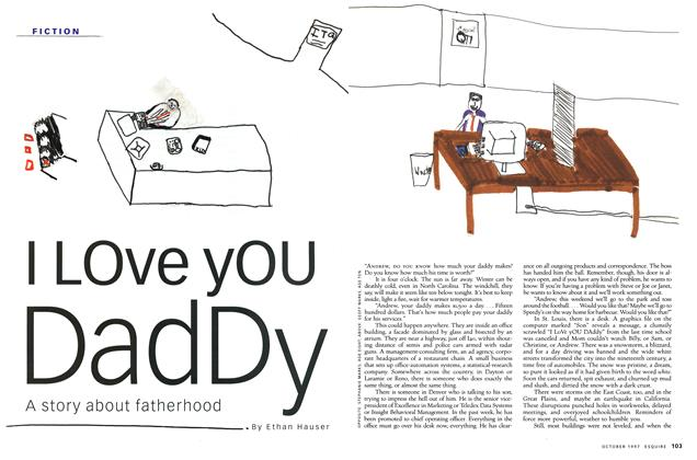 Article Preview: I Love You Daddy, October 1997 | Esquire