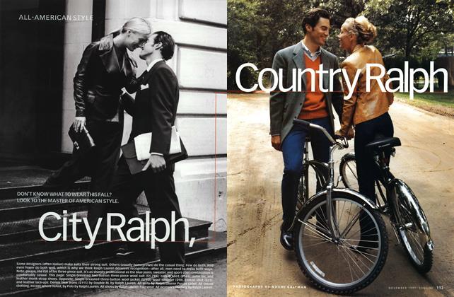 City Ralph, Country Ralph