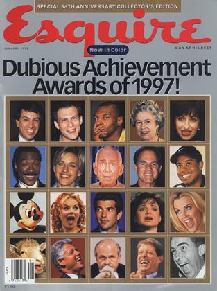 JANUARY 1998 | Esquire