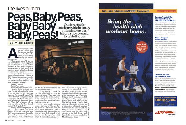 Peas, Baby, Peas, Baby Baby Baby, Peas!