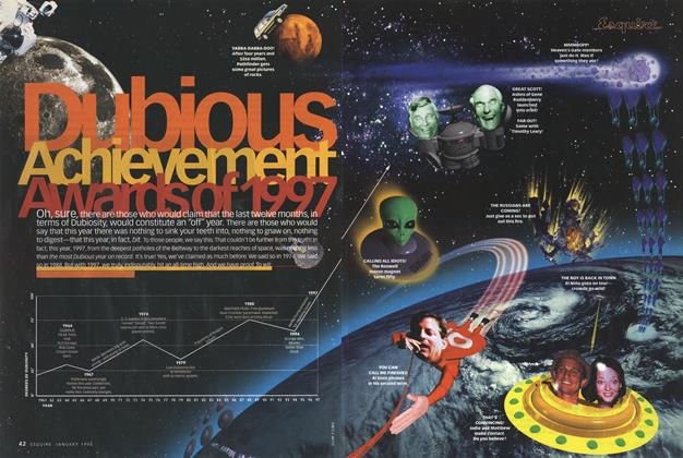 Dubious Achievement Awards of 1997