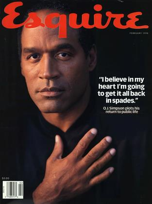 Cover for the February 1998 issue