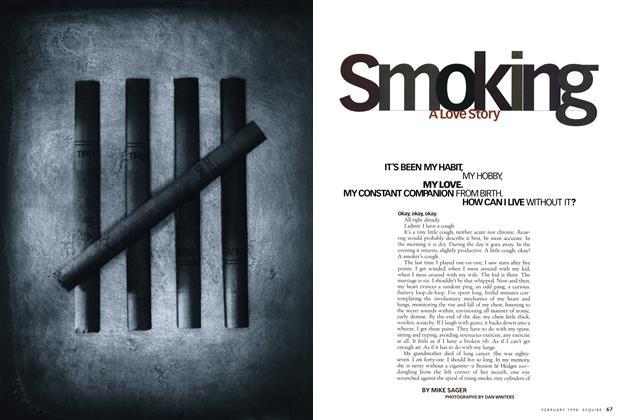 Smoking: A Love Story