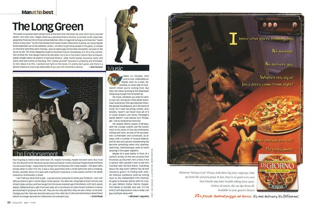 Article Preview: The Endorsement, MAY 1998 1998 | Esquire