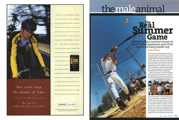 Article Preview: The Real Summer Game, May 1998 | Esquire