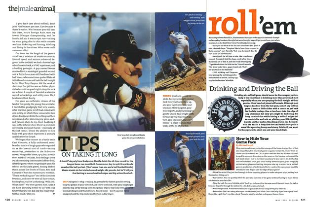 Article Preview: roll'em, MAY 1998 1998 | Esquire