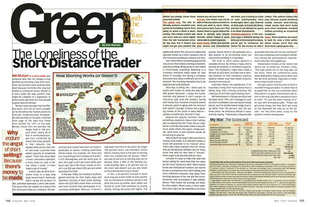 Article Preview: The Loneliness of the Short-Distance Trader, May 1998 | Esquire