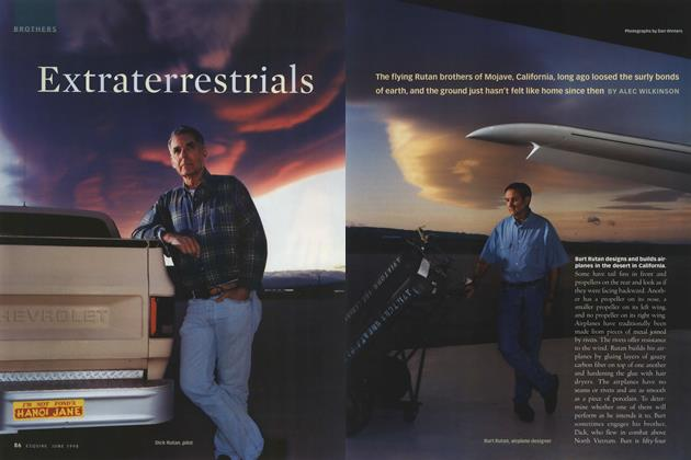 Article Preview: Extraterrestrials, June 1998 | Esquire