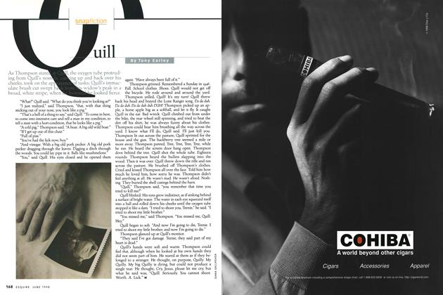 Article Preview: Quill, JUNE 1998 1998 | Esquire