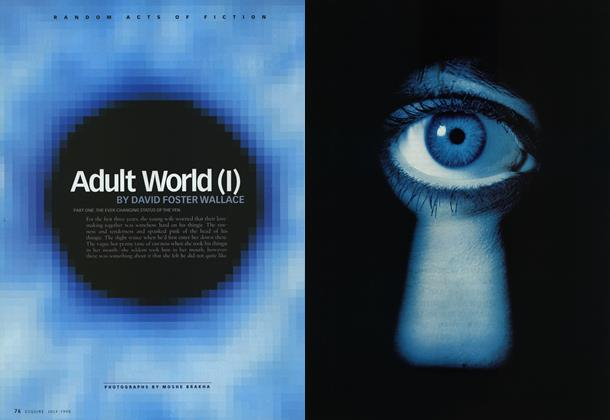 Adult World (I)