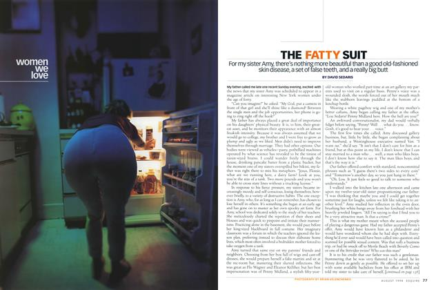 Article Preview: THE FATTY SUIT, AUGUST 1998 1998 | Esquire
