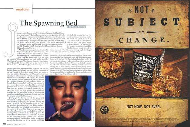 Article Preview: The Spawning Bed, SEPTEMBER 1998 1998 | Esquire