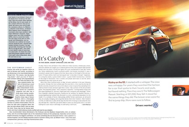 Article Preview: It's Catchy, SEPTEMBER 1998 1998 | Esquire