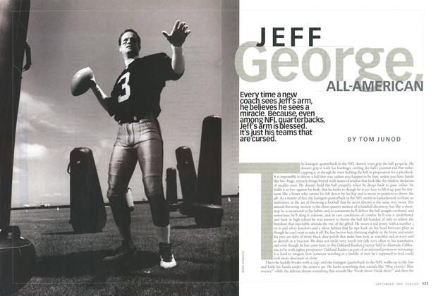 Jeff George All-American