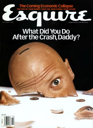 Cover for the October 1998 issue