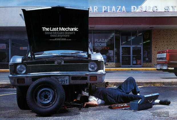 The Last Mechanic