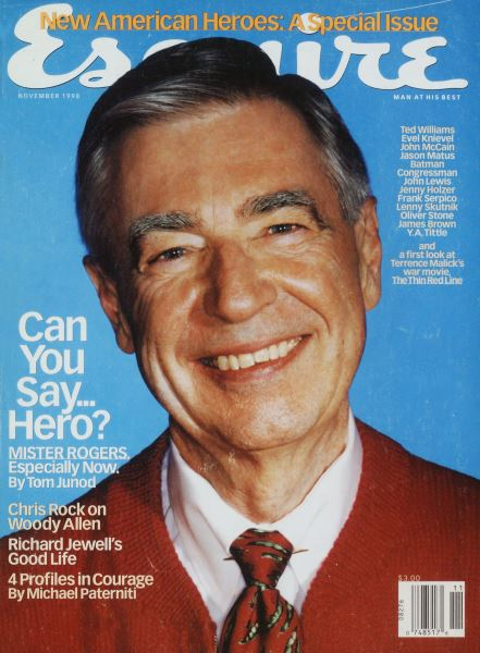 Image result for november 1998 esquire