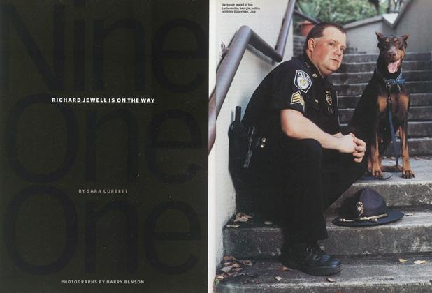Article Preview: Nine One One, November 1998 | Esquire
