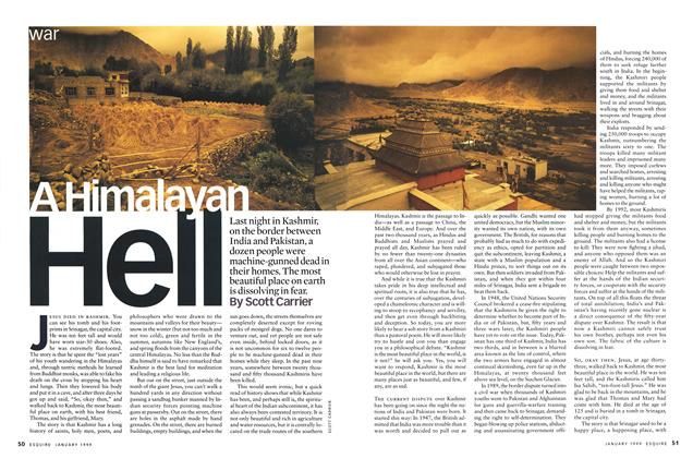 A Himalayan Hell