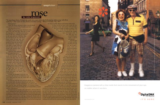 Article Preview: Rose, JANUARY 1999 1999 | Esquire