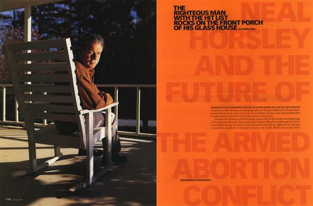 Neal Horsley and the Future of the Armed Abortion Conflict