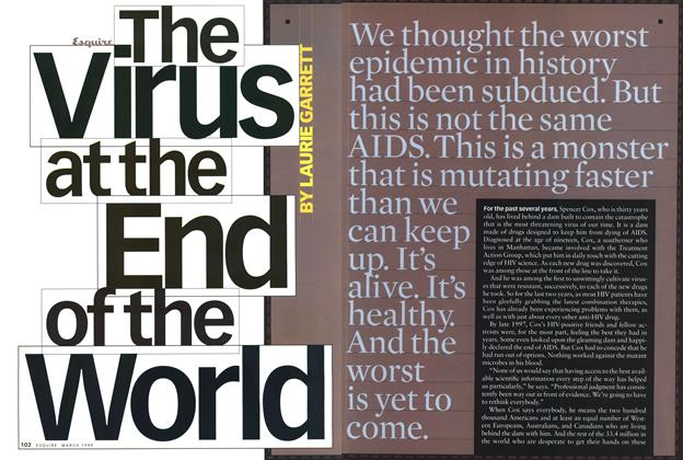 The Virus at the End of the World