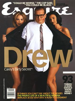 Cover for the April 1999 issue