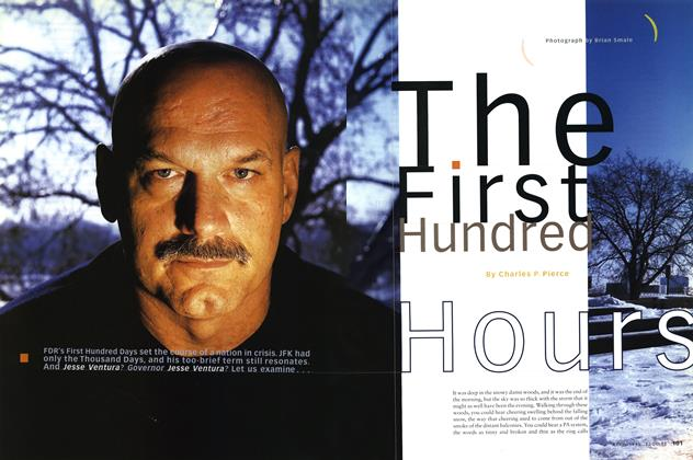 The First Hundred Hours