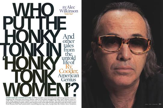 Who Put the Honky Tonk in 'Honky Tonk Women'? - June | Esquire