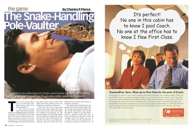 The Snake-Handling Pole-Vaulter