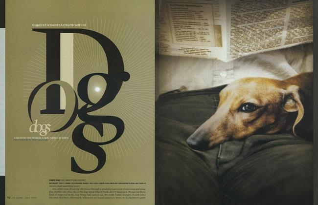 Article Preview: Dogs, JULY 1999 1999 | Esquire